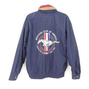Vintage Mustang Club of America Anniversary Jacket